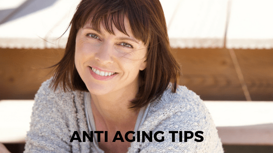 natural anti aging tips